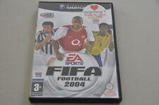 Nintendo GameCube juego Game-FIFA Football 2004-EA Sports-completamente OVP