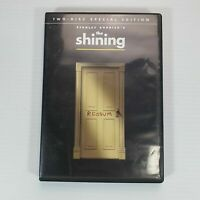STANLEY KUBRICK'S THE SHINING DVD TWO-DISC SPECIAL EDITION STEPHEN KING FILM