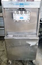 Taylor 754-27 Commercial 2 Flavor+Twist Soft-Serve Ice Cream,1Ph, Water Cooled