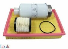 TRANSIT FILTER KIT AIR FUEL OIL 2.4 TDCi 100ps MK7 6C11-9176-AB