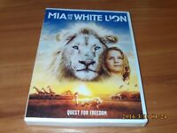 Mia And The White Lion (DVD 2018 Widescreen) NEW