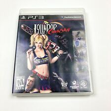 Lollipop Chainsaw (PlayStation 3 PS3) Complete Tested