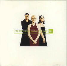 HUMAN LEAGUE CD One Man In My Heart 4 TRACK REMIXES Unplayed