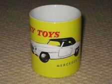 Dinky Toys Mercedes 190 SL Great Box Art MUG