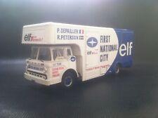 EXOTO 43  FORD TYRRELL -ELF F1 CAR TRANSPORTER 1/43 DIECAST