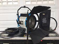 Arri 5000 Stage Studio Film Tungsten Zoom Location Fresnel Light Fixture 5000w