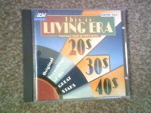 This is Living Era - 16 Jazz of the 20's,30's & 40's(CD) 16 Tracks Like New