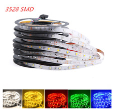 5 Meter 300Leds Non-Waterproof RGB Led Strip Light 2835 DC12V 60Leds/M Flexible
