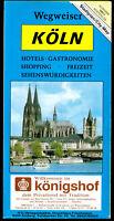 Innenstadtplan Köln, 1991