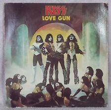"KISS 1977 LOVE GUN 12"" Vinyl 33 LP I Stole Your Love CHRISTINE 16 CASABLANCA VG+"