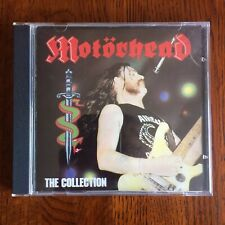 "Motörhead ""The Collection""  Castle Communications Compilation CD 1987"
