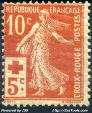 FRANCE SEMEUSE N° 146 NEUF * AVEC CHARNIERE A VOIR
