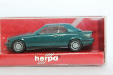 BMW 3er Cabrio mit Stoffverdeck E36 1:87 von Herpa