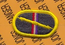 US Army 426th Civil Affairs Bn CA Airborne para oval patch m/e