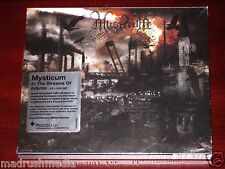 Mysticum: In The Streams Of Inferno CD + DVD Set 2013 Peaceville Slipcase NEW