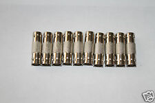 50 pcs Bnc female to female coupler connector adapter