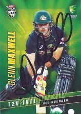 Glenn Maxwell Australia National Cricket Trading Cards