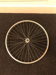 """26 inch mountain bike front alloy wheel For Quick Release  26"""" Straight & Good"""