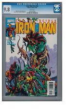 Iron Man #v3 #16 (1999) Marvel Comics CGC 9.8 White Pages ZZ295