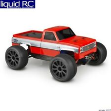 JConcepts 0382 1982 GMC K10 Traxxas 1/16th E-Revo Clear Body