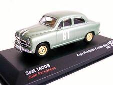 1/43 IXO -NEUF EN BTE VITRINE : SEAT 1400 B - SPORT 1957