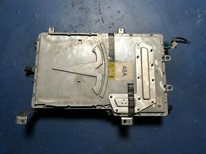 2016 TESLA MODEL S ON-BOARD CHARGER 1066510-02-A 1052532-00-D P1046088-00-F