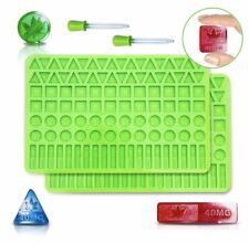 Marijuana Cannabis Weed Candy Silicone Mould Trays For Delicious Gummies