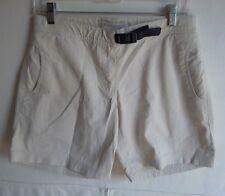 MARMOT - Women's Beige Cotton Blend Hiking Shorts - SIZE 8
