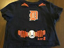 DETROIT TIGERS MLB BASEBALL JERSEY BY MAJESTIC YOUTH  0 / 3 MONTHS