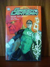 Green Lantern: Secret Origin - DC Comics - 2008 HC w/DJ 1st Printing Geoff Johns