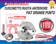 CUSCINETTO RUOTA ANTERIORE FIAT GRANDE PUNTO 1.2 8V 48 KW 10/2005 IN POI