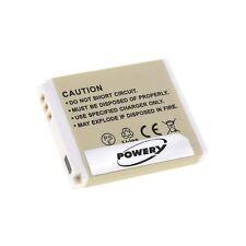 Battery for  Canon Digital IXUS 95 IS 3,7V 800mAh/3,0Wh Li-Ion