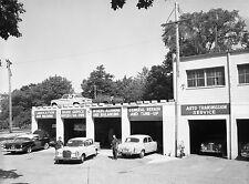 1960 Studebaker / Mercedes Dealership 8 x 10 Photograph