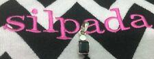 Silpada S1215 sterling black onyx pendant
