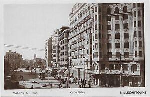 SPAIN - Valencia - Calle Jàtiva