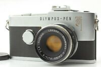 【EX+3】Olympus Pen F Half Flame w/F.Zuiko Auto-s 38mm F/1.8 Lens From Japan #902