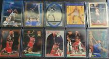 Michael Jordan, Shaquille O'neal & other Nba Stars 26 card Lot.
