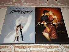 Dirty Dancing and DD Havana Nights (3 DVD Widescreen Set) Patrick Swayze