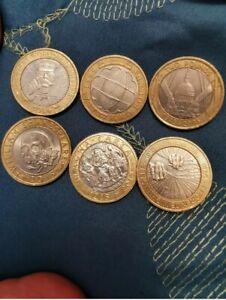 rare £2 Two Pound coins Joblot Bundle Collection Bulk WW1 Magna Carta Shakespear