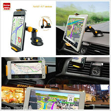 "In-Car Excavator Style 4.5-9.7"" Mobile Phone Ipad GPS 360° Rotation Mount Holder"