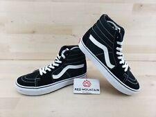 New listing Vans Off the Wall SK8-Hi Black Shoes 500714 - Size Men's 5.5 / Women's 7