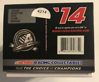 2014  #24  JEFF GORDON  AARP DRIVE TO END HUNGER - 1/24th SCALE   #4214