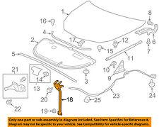 GM OEM Hood-Lock Latch Support 25916705