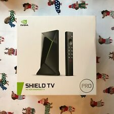 NVIDIA SHIELD 4K HDR Android TV Pro 16GB Streaming Media Player Google Assistant