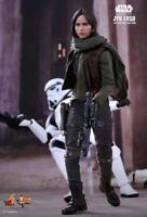 Star Wars Rogue One Jyn Erso 1/6 Scale Hot Toys Figure MMS404 Felicity Jones*