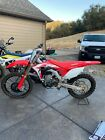 Picture Of A 2019 Honda CRF450R