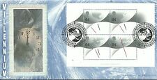 GB 1999 Time Keeper MS on Benham cover BLCS172b BFDC Price £65, Condn fine.