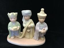 We Three Kings Circle Of Friends 1996 Masterpiece Homco Home Interior