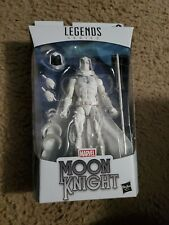Marvel Legends MOON KNIGHT Walgreens Exclusive white variant figure MOC 2020 HTF