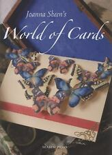 World of Cards by Joanna Sheen (2009, Hardcover)